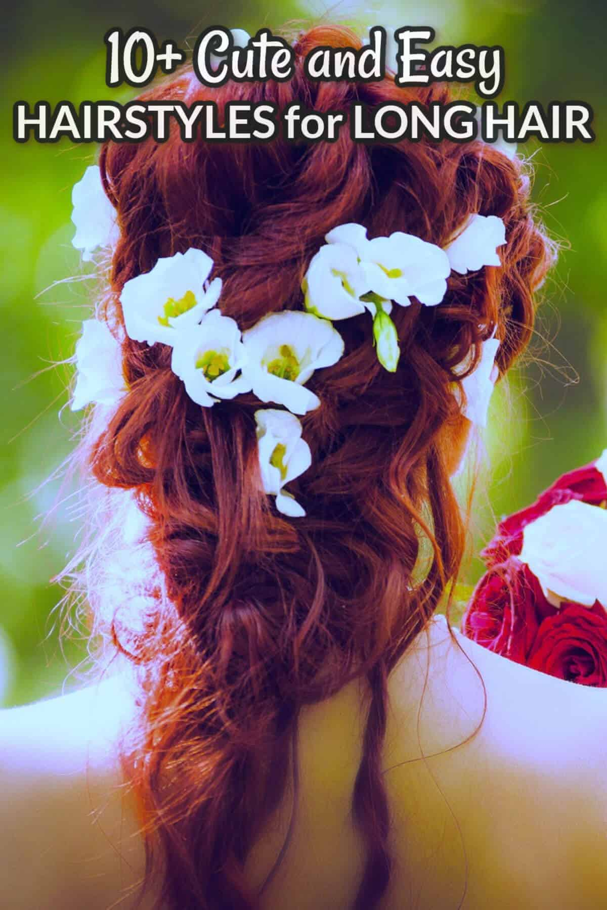 hairstyles for long hair cover image