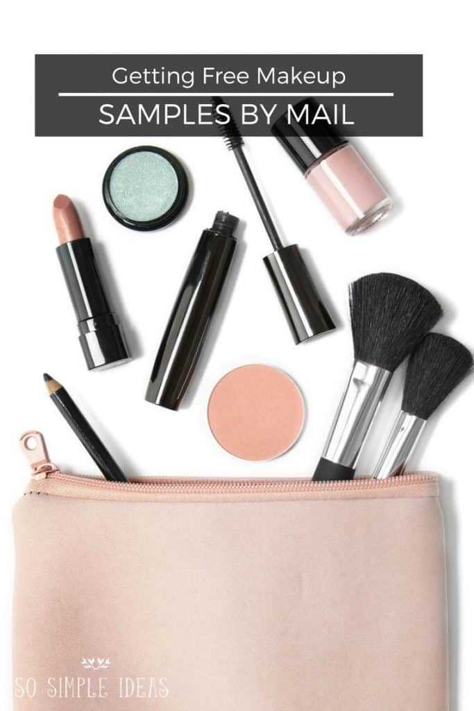 Wondering how to get free makeup samples by mail? It's actually not that hard. You just have to be willing to give up something in exchange (your soul?).