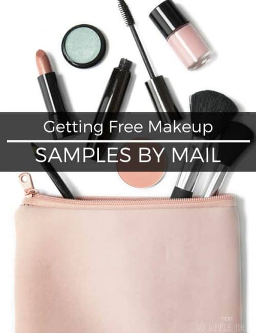 Getting Free Makeup Samples by Mail: Worth doing?