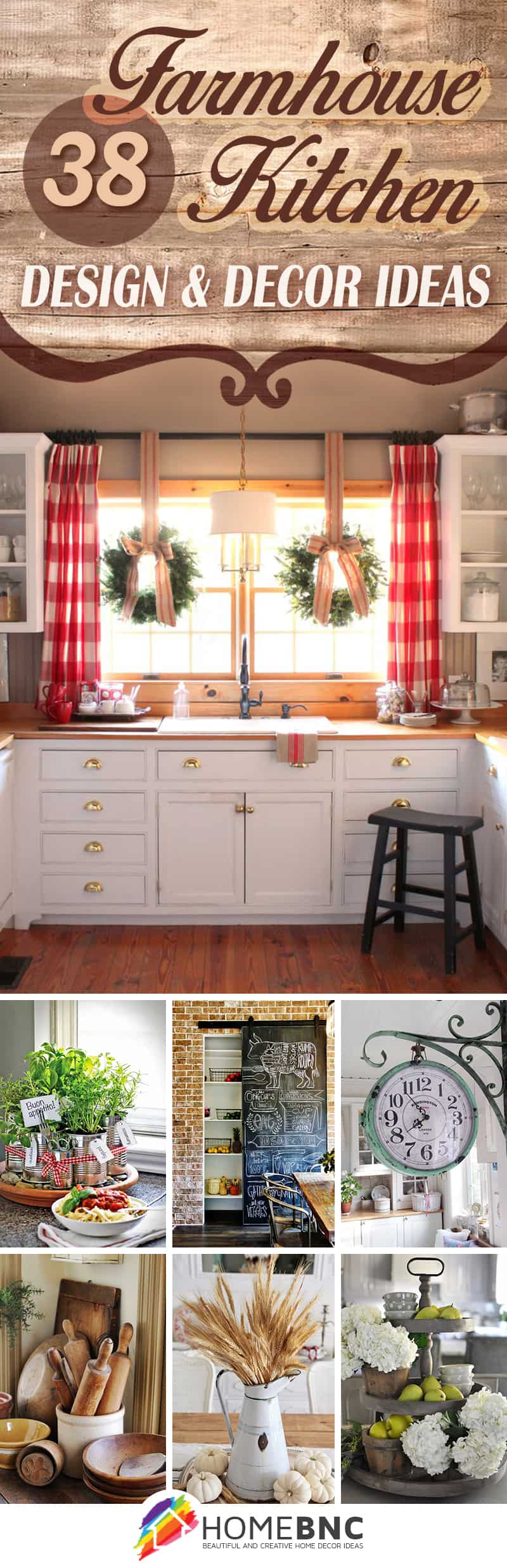 Farmhouse Decor Kitchen Ideas