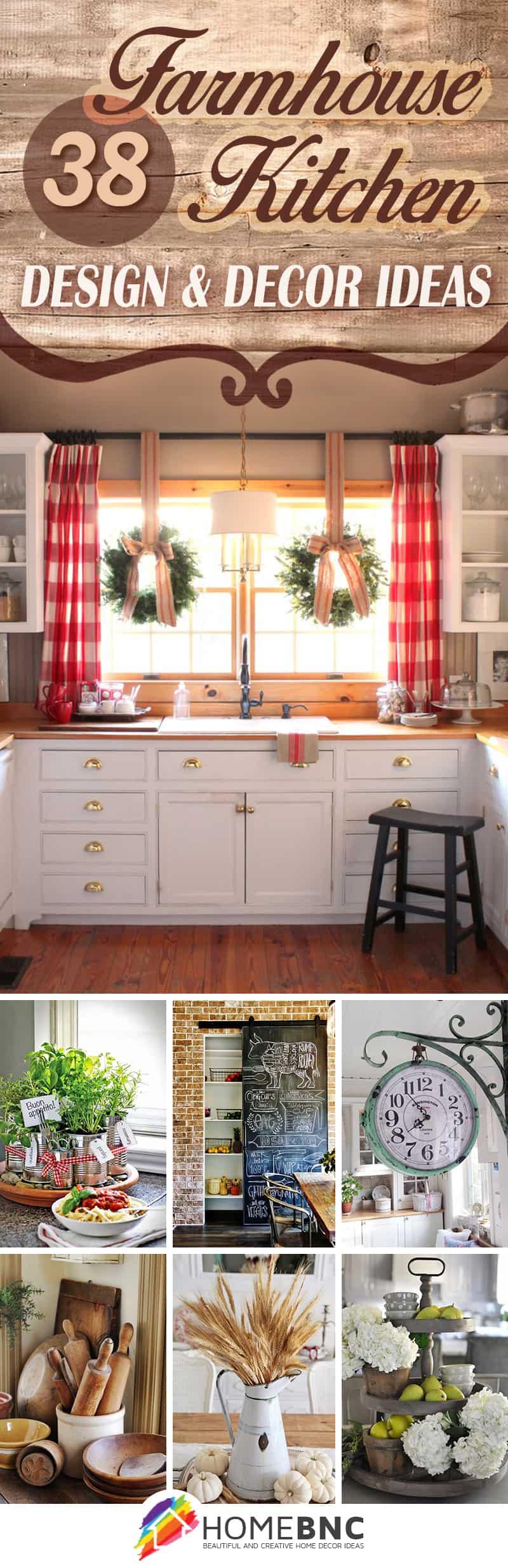 200+ Creative Farmhouse Decor Ideas For A Cozy Home | So Simple Ideas