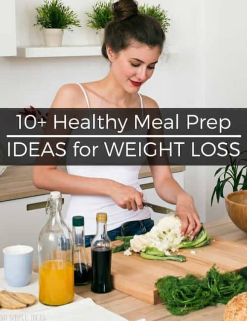 10+ Healthy Meal Prep Ideas for Weight Loss on Keto