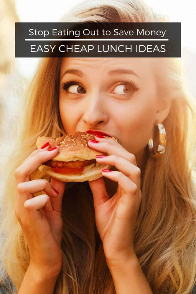 Are you a busy worker bee trying to save money? Have little time to prepare food for yourself or your kids? Then here are some easy cheap lunch ideas.