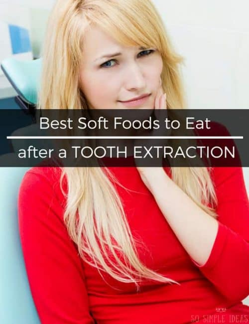 After getting a tooth (or teeth) yanked out, the throbbing pain may rob your appetite. But in order to recover and stay healthy, you need to eat. Here, then are some of the best soft foods to eat after tooth extraction.