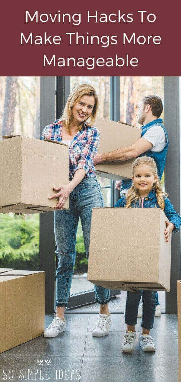 Moving isn't just inconvenient, it's very stressful. Here are several smart moving hacks and packing tips to make the transition to your next home go smoothly.