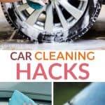 car washing hacks pinterest image