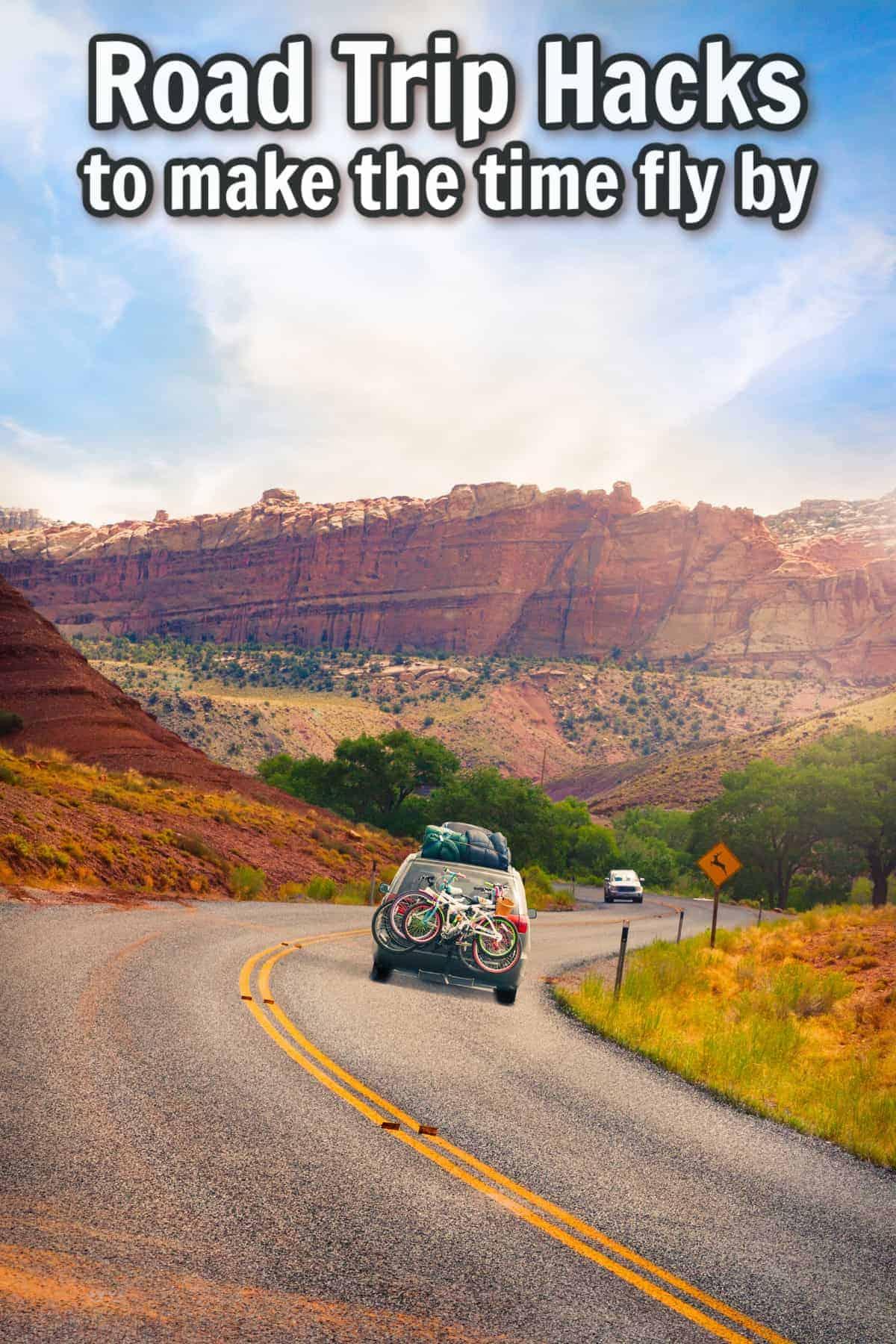 road trip hacks cover image