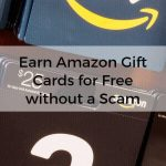 earn amazon gift cards for free