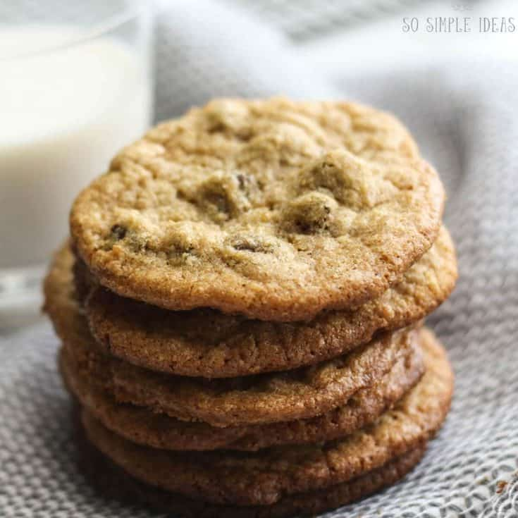 best gluten free chocolate chip cookies featured image