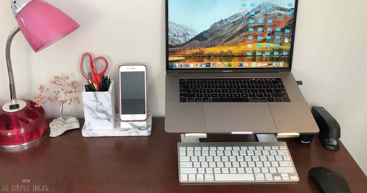 10 Easy Desk Organization Ideas To Create The Chicest Ever