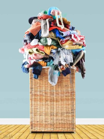 laundry tips and hacks featured image