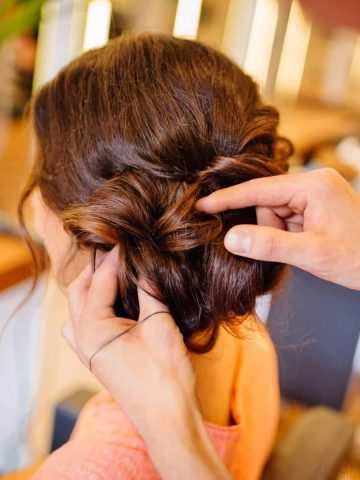 easy hairstyles for long hair to do at home featured image