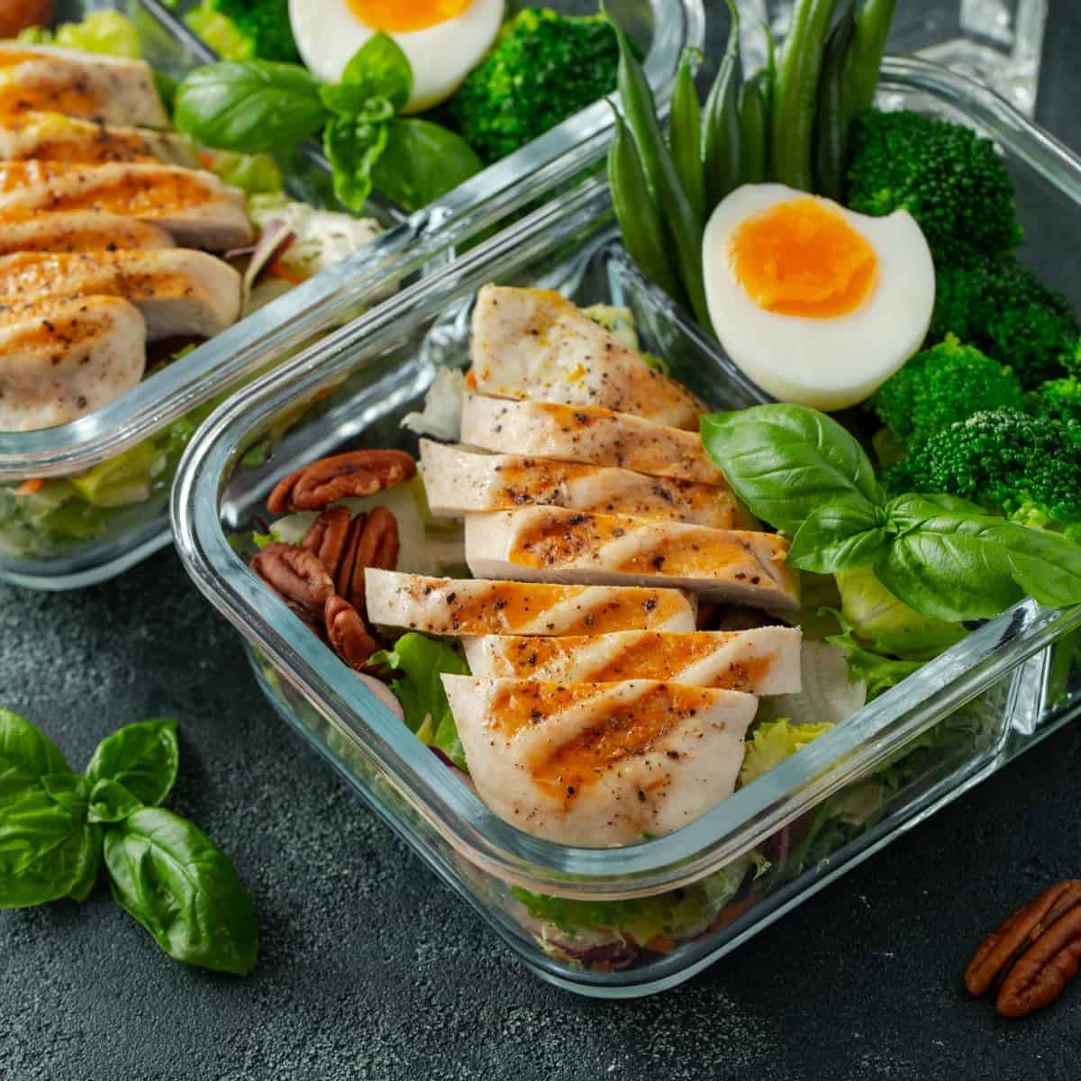 meal planning ideas using leftovers