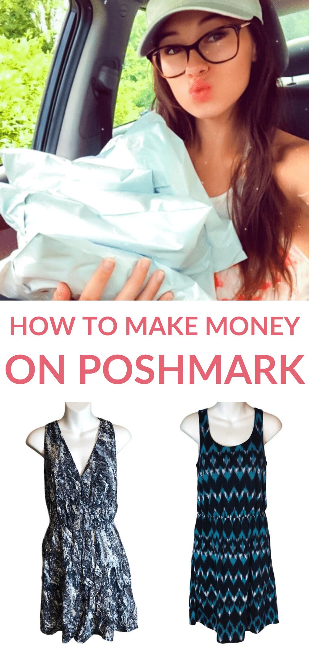 how to make money on poshmark