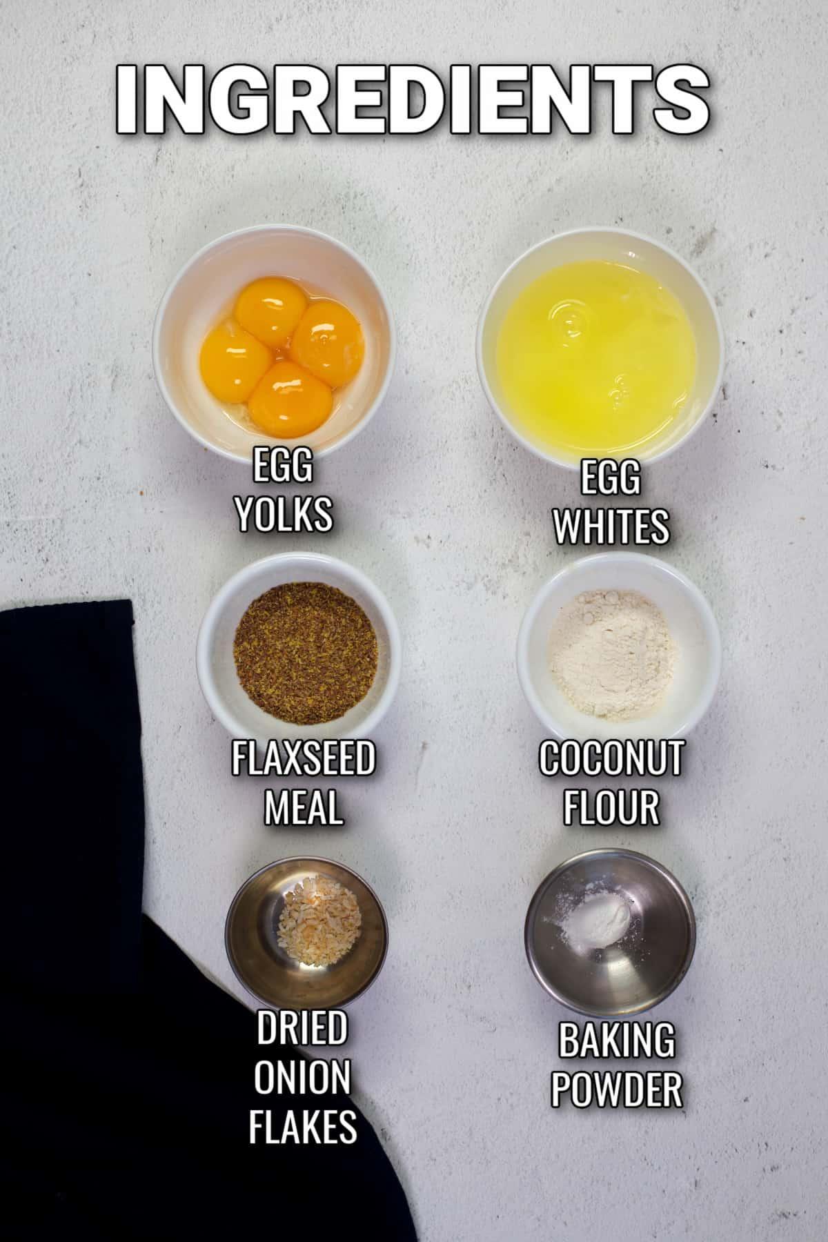 keto onion bagel recipe ingredients