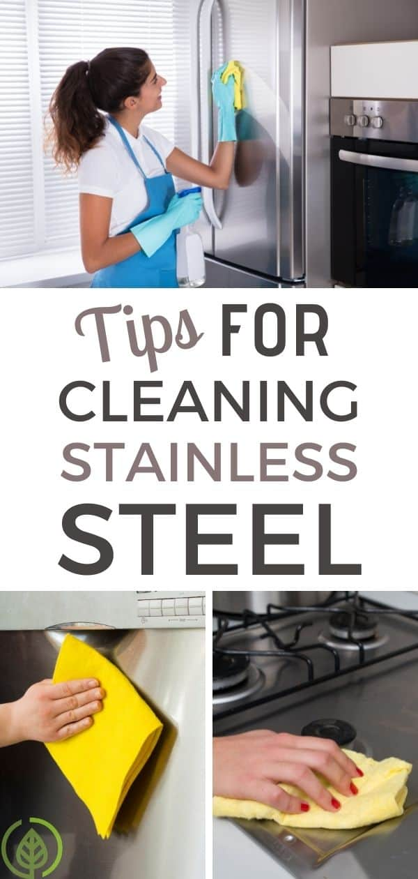 tips for cleaning stainless steel
